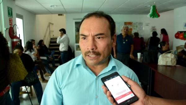 Denuncian trabajadores del Seguro Popular  amenazas por parte de Director de Administración