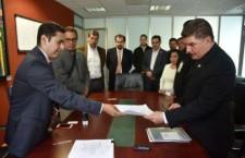 Recibe Legislativo Iniciativa en materia de ordenamiento territorial y desarrollo urbano
