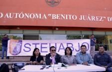 Emplaza STEUABJO a huelga el primero de febrero 2017