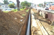Concluye SAPAO ampliación de línea de agua potable en la zona oriente de la capital