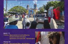 La representación en vivo del viacrucis en Ánimas Trujano, un atractivo para el turismo