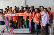 Se suma Secretaría de Administración al Día Naranja para erradicación y prevención de violencia contra la mujer