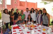 Gobierno municipal de Santa Lucía del Camino celebra a sus madres trabajadoras