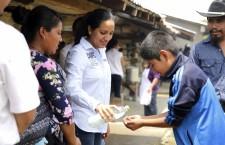 """Capacita DIF Estatal a cocinas comunitarias en la Mixteca en  """"Manejo higiénico y preparación de alimentos"""""""