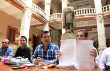 Viola la UABJO amparos presentados por estudiantes de la Facultad de Derecho