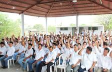 Apoyar causas sociales, compromiso del PRI: Germán Espinosa Santibáñez