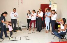 Gestiona Ivette Morán 40 mdp para asistencia social en Oaxaca