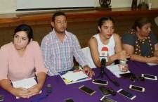 Concejales del ayuntamiento de San Pedro Comitancillo denuncian  a edil misógino