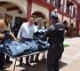 Raúl Cruz realiza la entrega de 54 impermeables, a los cuerpos de seguridad pública y vialidad