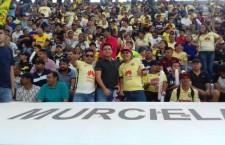 Murciélagos y América llenaron de fuerza a Ezequiel Orozco