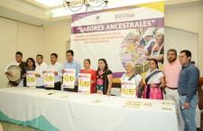 Anuncia López Jarquín, muestra gastronómica en Santa Cruz Xoxocotlán