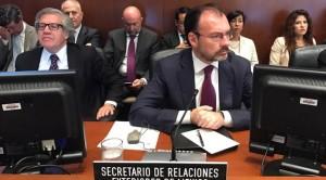 Grupo PGR-DEA hará más eficiente la lucha contra las drogas: Videgaray