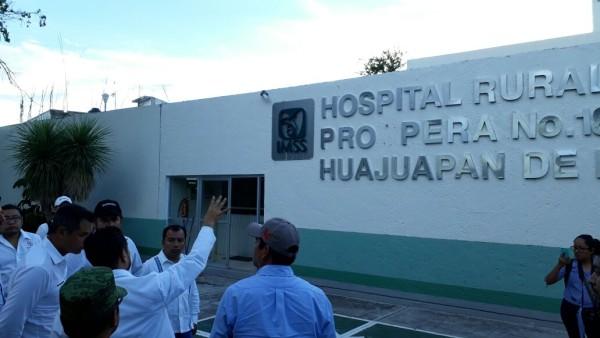 Brinda AMH respuesta rápida a afectados por sismo en Huajuapan de León