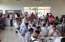 Encabeza AMH reunión con presidentes municipales de los 41 municipios afectados por el sismo