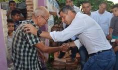 Lleva AMH mensaje de esperanza y solidaridad a familias de Tapanatepec