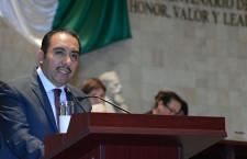 A propuesta de Horacio Antonio, aprueba pleno Ley de Atención a Víctimas para el Estado de Oaxaca.