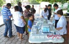 Habilita SSO módulos y brigadas de atención médica en la región del Istmo