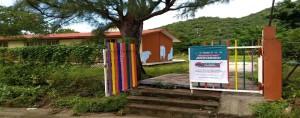 Entrega IEEPO primeras escuelas reparadas en el Istmo que regresarán a clases en las próximas horas- 11 oct 2017
