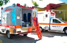 Entregan ambulancias de traslado en el Istmo