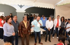 Realizan jornadas de odontología y vacunación antirrábica en Santa Lucía del Camino