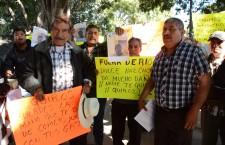 Denuncian abuso de autoridad del agente municipal de San Sebastián Río Dulce Zimatlán de Álvarez
