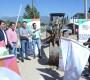 Inicia Raúl Cruz introducción de drenaje y perforación de pozo en San Francisco Tutla