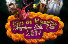 "Celebra Nazareno Etla ""Festival Internacional a los Fieles Difuntos 2017"""