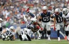 La jugada que cambió el destino de Patriots y amargó a Raiders