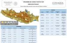 Predominará ambiente frío en territorio oaxaqueño  y fuertes vientos en el Istmo: CEPCO