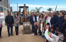 Inicia Raúl Cruz introducción de drenaje en la colonia Roma