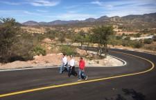 Invierte CAO 36 MDP en infraestructura carretera de la Mixteca