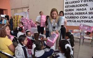DIF Oaxaca convive con niñas y niños de Ejutla de Crespo (2)