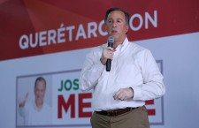 'Ningún mexicano nacerá en pobreza extrema', promete Meade para el siguiente sexenio