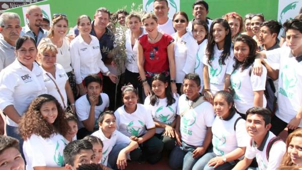 DIF Oaxaca y Fundación Scholas Ocurrentes México unen lazos a favor de niños y jóvenes afectados por los sismos