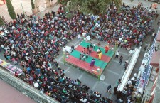 Con Magno evento celebra Raúl Cruz el Día de Reyes en Santa Lucía del Camino
