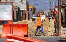 Contará el Barrio de la Noria con nueva red de distribución de agua potable