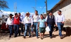 Mejoramiento de vivienda, un paso más contra combate a la pobreza: Bolaños Cacho Cué