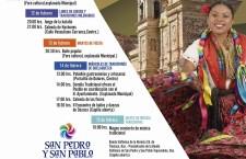 Pueblo mágico de San Pedro y San Pablo Teposcolula comparte sus fiestas y tradiciones con el turismo