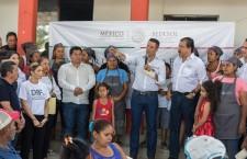 Reitera AMH apoyo a familias damnificadas por sismo y accidente aéreo