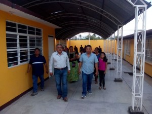 Avanza Gobierno de Oaxaca en reconstrucción de espacios educativos en Juchitán (1)