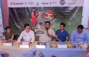 """La Costa de Oaxaca se llenará de fiesta con """"Puerto Escondido Fest 2018"""" (1)"""