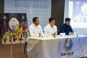 """Presenta Secretaría de Turismo cartel de """"Julio, mes de la Guelaguetza 2018"""" (3)"""