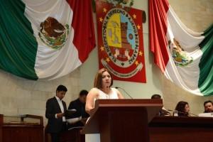 Aprueban adición a la Ley de Transporte del Estado de Oaxaca, propuesta por Adriana Atristain