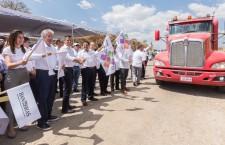 Tras una década abandonada, Alejandro Murat reinicia obras de construcción de la carretera a la Costa