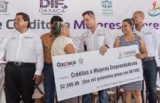 Destina Gobierno de Alejandro Murat más de 11 MDP en obras  y acciones de desarrollo social