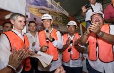 Reafirma Alejandro Murat compromiso para detonar el desarrollo de la Cuenca del Papaloapan