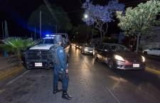 Intensifican Operativos de Seguridad con puestos de revisión en el Estado