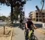 """Por primera vez en Santa Lucía y, para brindar mayor seguridad, Raúl Cruz implementa """"Policía en bicicleta""""."""