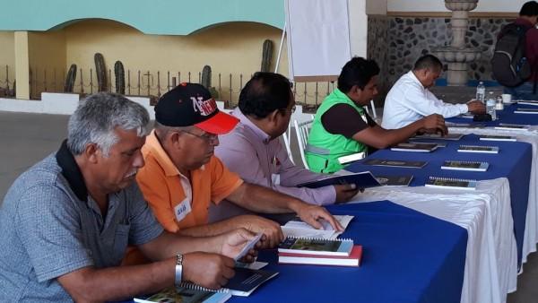 Realizan CEPCO, IOAM y OIM taller de Integración de Migrantes  en Ciudad Ixtepec