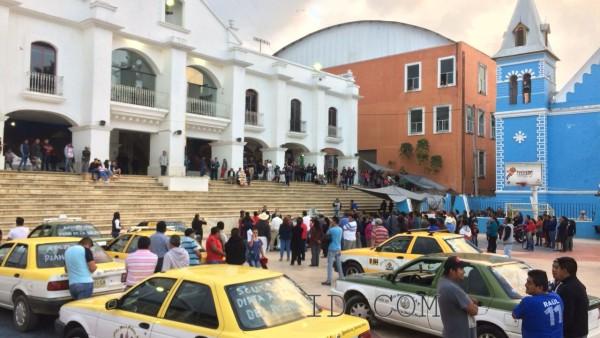 Omiso edil de Huautla ante posible epidemia de tifoidea y hepatitis